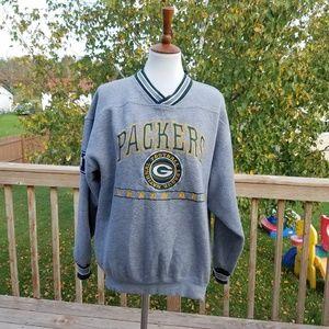 Vintage 90s Lee Green Bay Packers Sweatshirt